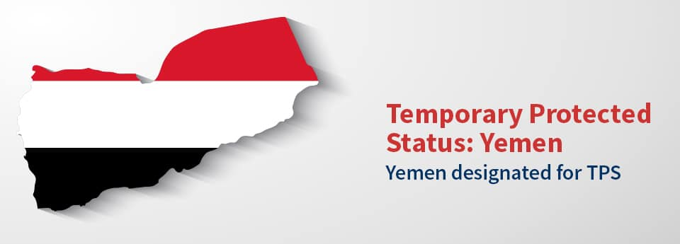 Image result for DHS Yemen's TPS